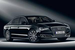 Audi A8 Long Security ? люксовый броневик для тех, кто может позволить себе все, кроме бессмертия