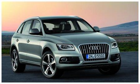 Audi обновляет Q5
