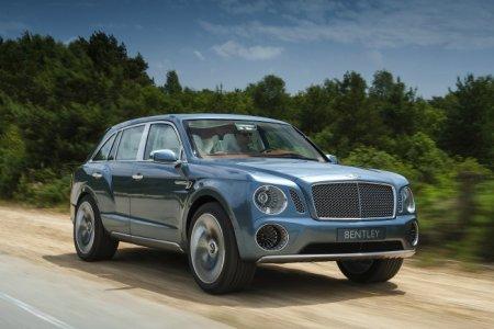Новый фотографии Bentley EXP 9 F Concept