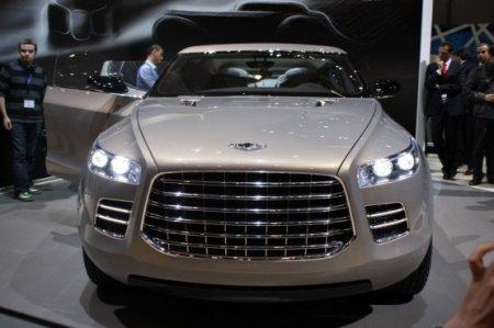 Aston Martin продолжает разработку своего внедорожника
