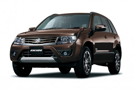 Suzuki все же обновила Grand Vitara