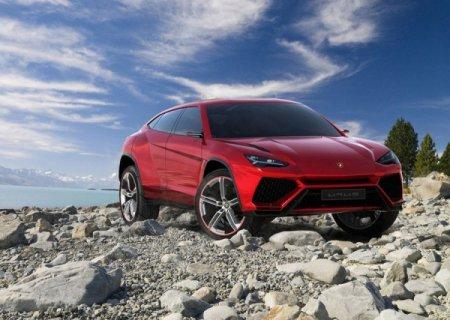 Примерная стоимость внедорожника Lamborghini Urus