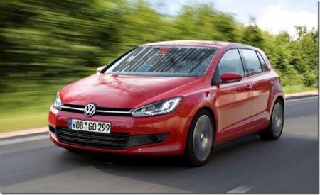 В августе конвейеров начнет сходить новый Volkswagen Golf