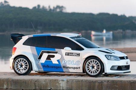 Дебют Volkswagen Polo R WRC состоится текущей осенью