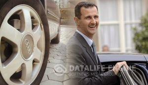 Audi запретил президенту Сирии Башару Асаду ездить на своих машинах