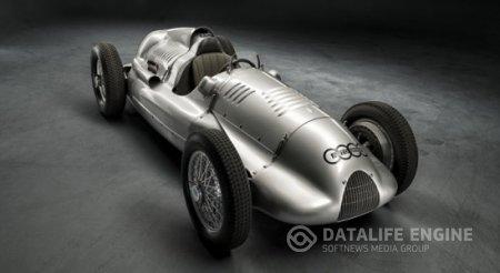 Audi вернула себе гоночный Type D