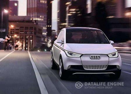 Audi работает над компактным A2