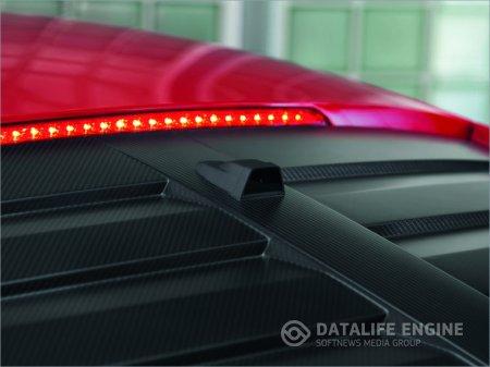 Audi начинает оборудовать автомобили цифровым зеркалом заднего вида
