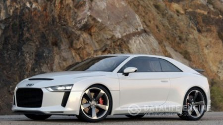 Audi Sport Quattro: камбэк одобрен!