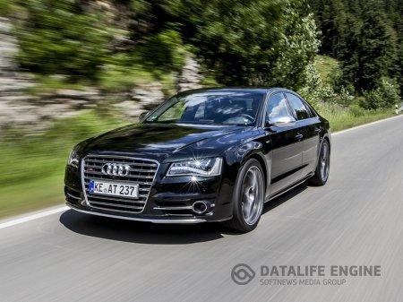 """В ателье ABT """"перезарядили"""" Audi S8"""