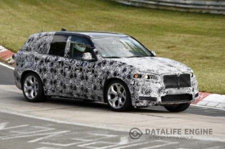 BMW X5 M 2014 попался на камеру