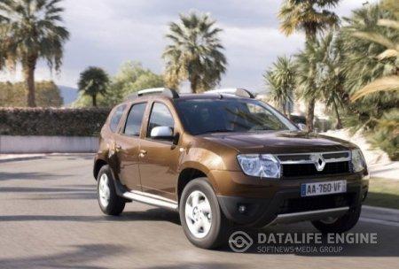 Renault Duster подорожает