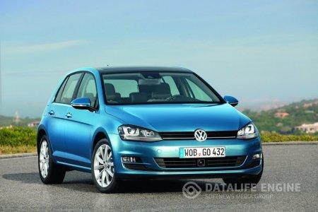 Volkswagen Golf VII получил новые двигатели и полный привод