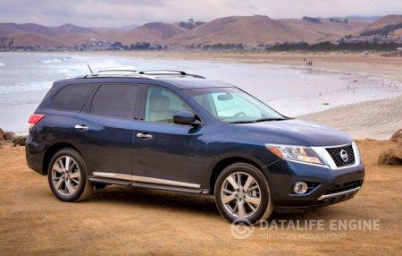 Стали известны цены на обновленный Nissan Pathfinder