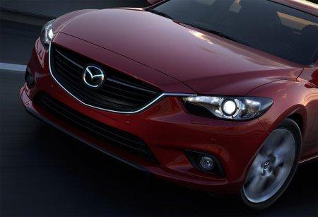 Обнародован прайс лист на обновленный седан Mazda 6