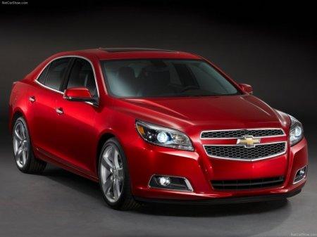 Chevrolet Europe предоставила отчет о продажах
