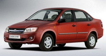 Китай заинтересовался в автомобилях марки Lada