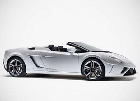 Lamborghini представила улучшенный суперкар Gallardo