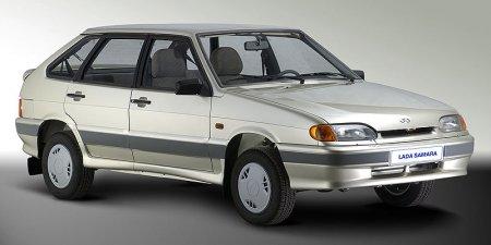 В следующем году прекратится производство Lada Samara