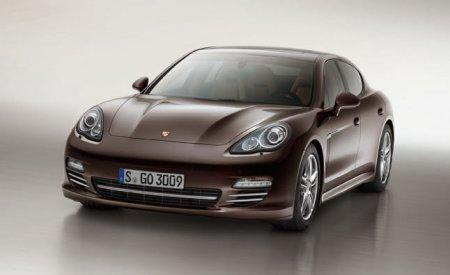 Porsche анонсировала самый дорогой хэтчбек Panamera