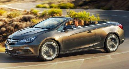 Подробная информация о кабриолете Opel Cascada