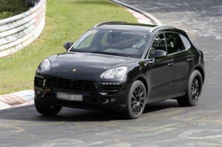 Porsche Macan будет сильно отличатся от Audi Q5