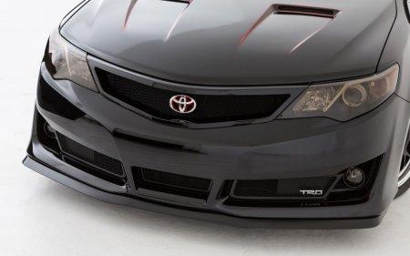 На тюнинг-шоу SEMA покажут уникальный Toyota Camry Rowdy