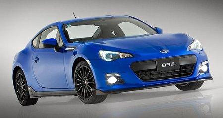 Размышления о модификации Subaru BRZ STI