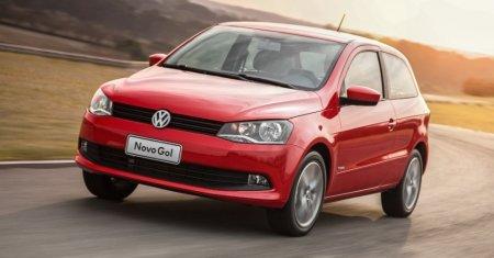Volkswagen анонсировала в Бразилии новую версию Gol