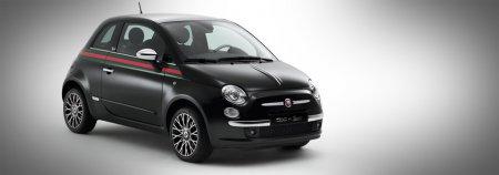 Состоялась российская премьера автомобиля Fiat 500 Gucci