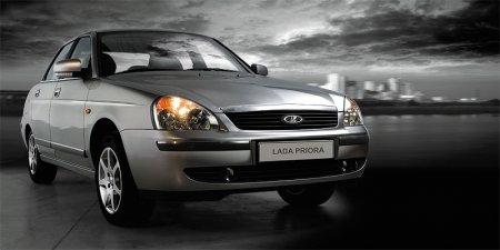 Замена седану Lada Priora появится через 4 года