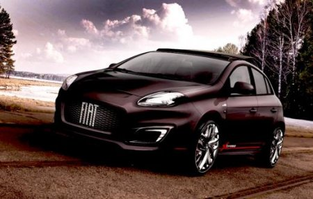 Компания Fiat представила модель Bravo Xtreme