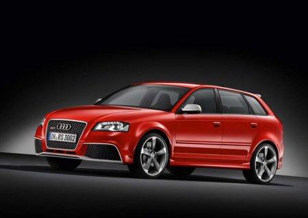 В 2014 году пополнится модельный ряд в семействе Audi A3