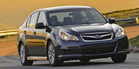 Обновленный Subaru Legacy будет продаваться нв Украине
