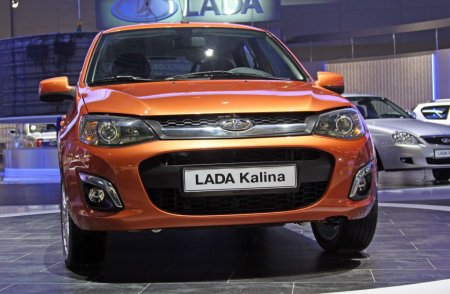 Новое поколение Lada Kalina выйдет в следующем году