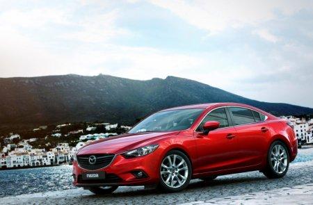 На базе Mazda6 построят купе