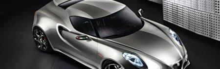 Alfa Romeo готовиться показать финальную версию спорткара 4C