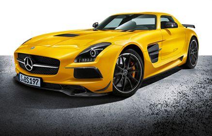 Mercedes-Benz официально представила новый SLS AMG Black Series
