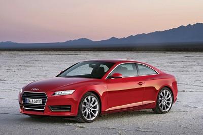 Следующее поколение Audi A5 выйдет через 3 года