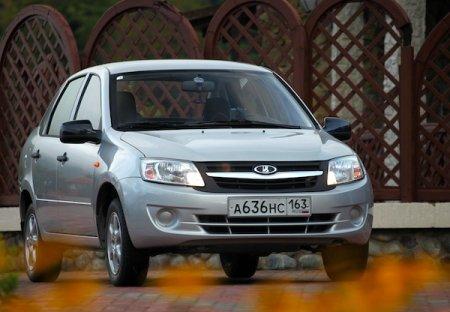 Продажи Lada Granta достигли новой отметки