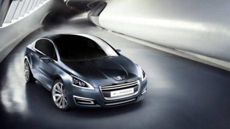 Peugeot активно проектирует новое купе