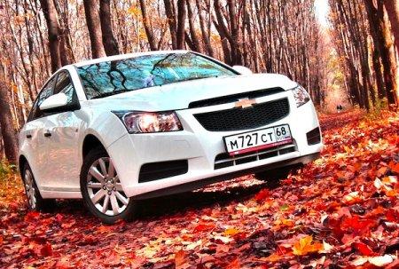 Сборку Chevrolet Cruze будут осуществлять в Европе