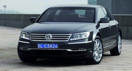 Для флагмана Volkswagen Phaeton доступна новая комплектация Premium