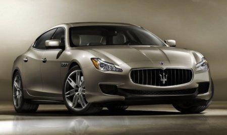 Стала известнадата дебюта Maserati Ghibli