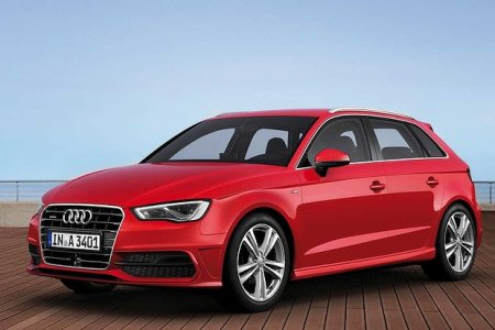 В следующем году выйдет 5-дверная Audi S3 Sportback