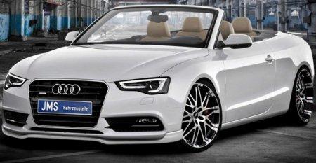 Ателье JMS представила свой вариант Audi A5 Cabrio