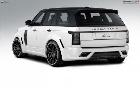 Lumma Design показала свой Range Rover 2013