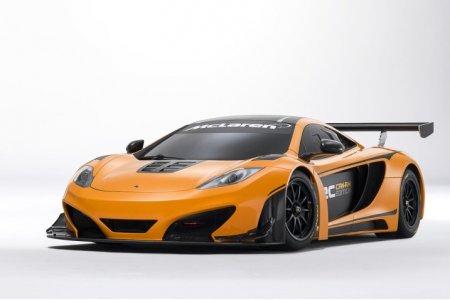 McLaren выпустит всего 30 автомобилей 12C GT Can-Am Edition
