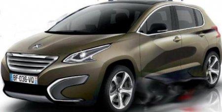 На этой недели состоится премьера нового Peugeot 3008