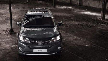 Toyota показала фотографии нового RAV4